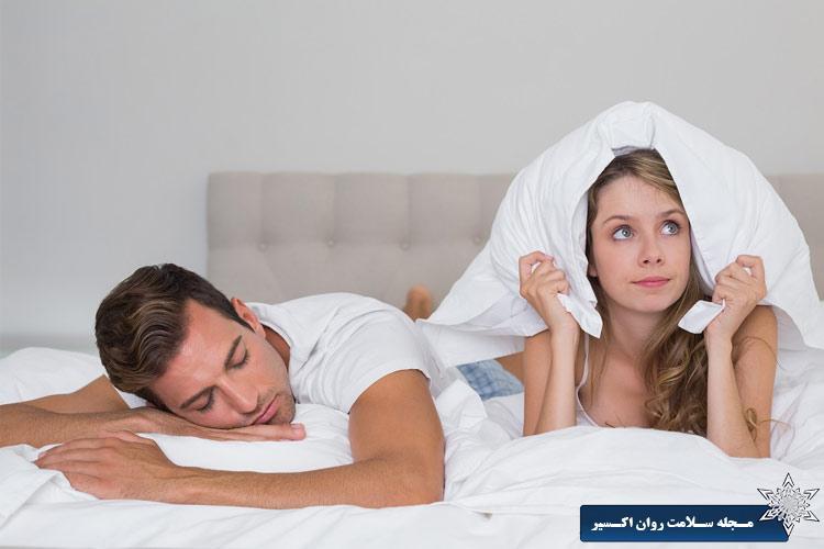 علل شایع مشکلات خواب و چگونگی رفع سریع آنها