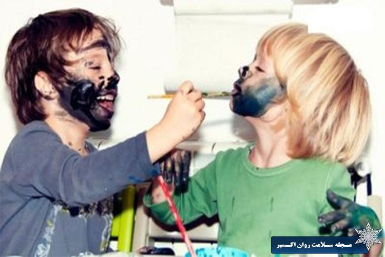 کثیف کاری کودکان