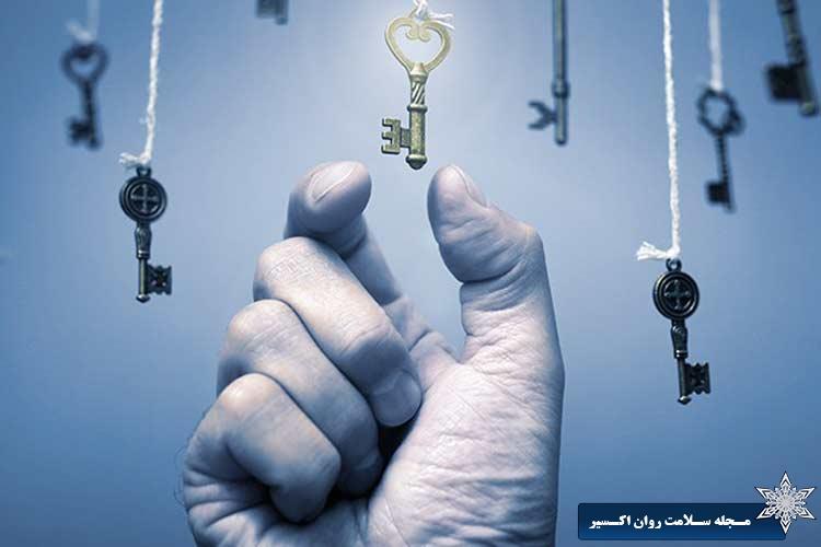 کلیدهایی برای تصمیم گیری خوب