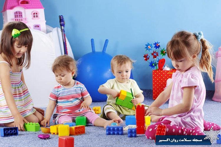 علت ترس بعضی از کودکان از مهد کودک