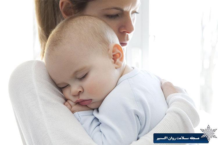 5 روش خودمراقبتی برای تازه مادر ها