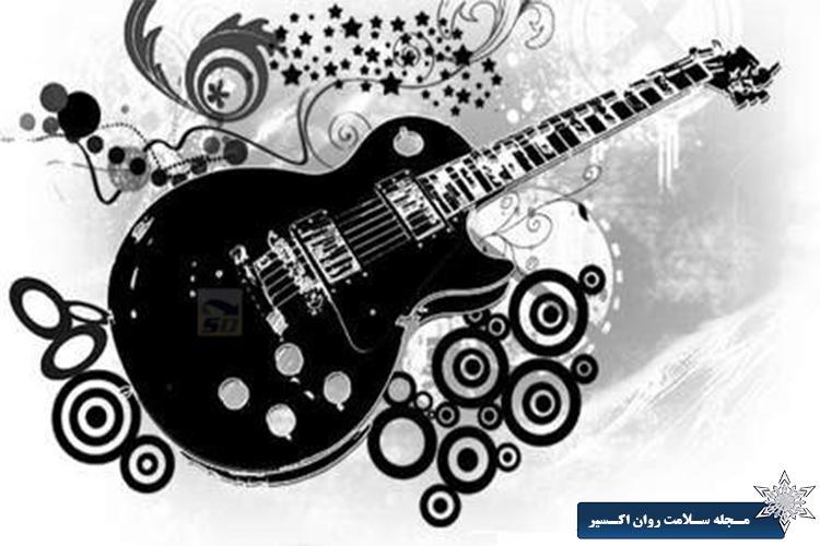 مزایای موسیقی و ساز