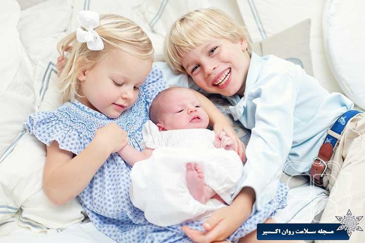 تولد فرزند جدید