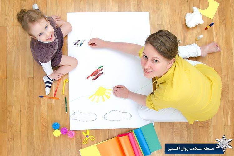 نقاشی درمانی چیست؟