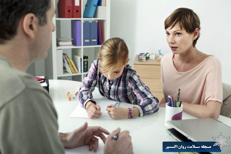 شرایط پاسخ دادن والدین یا مربیان
