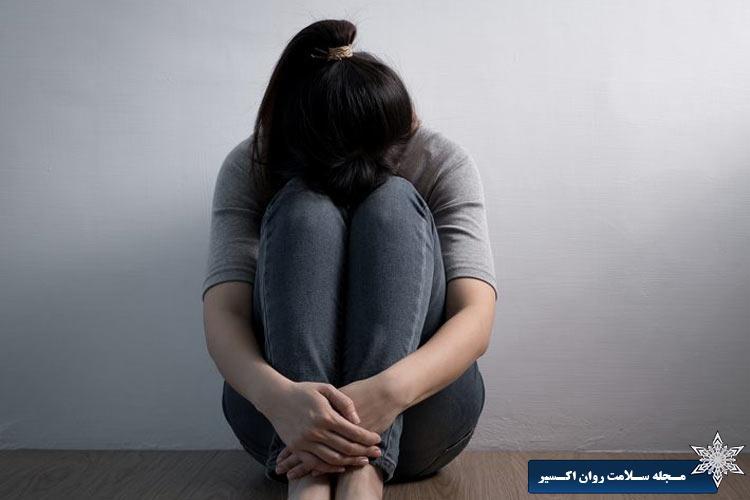 تفاوت میان اضطراب و افسردگی
