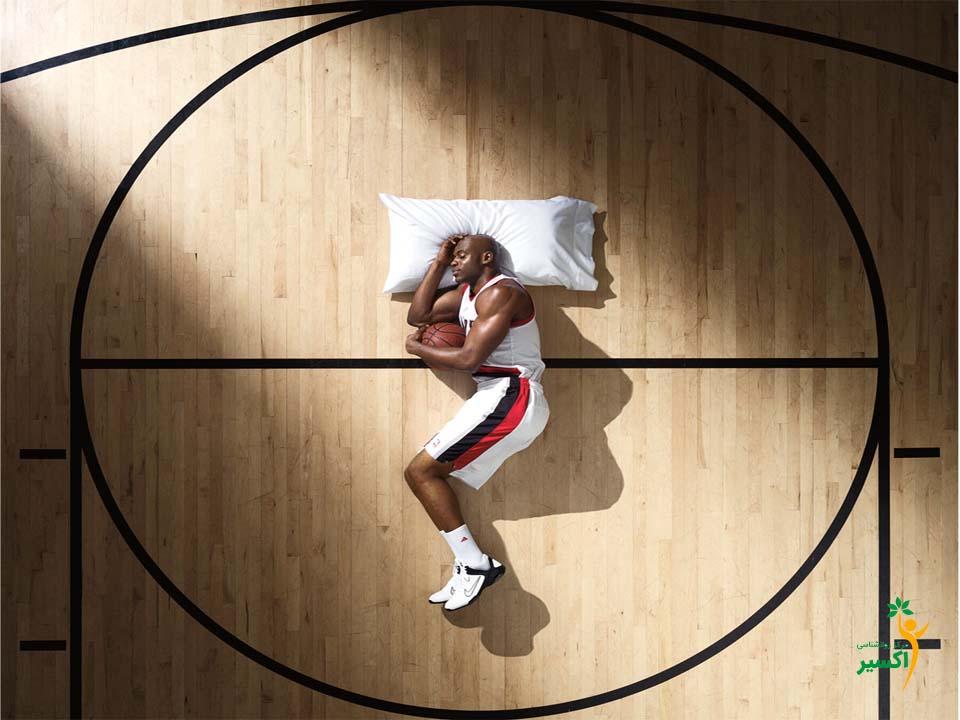 اختلالات خواب در ورزشکاران شایع تر است!