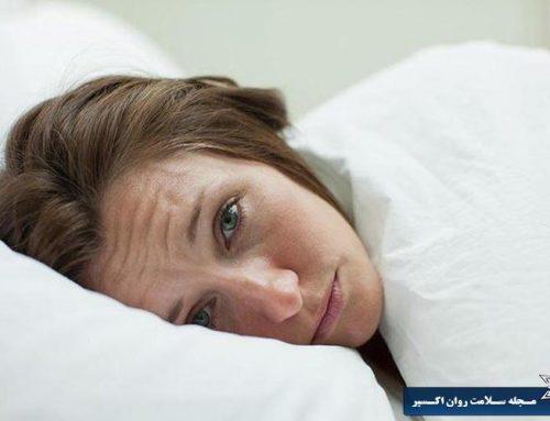 چرا در اواسط شب از خواب بیدار می شوید؟