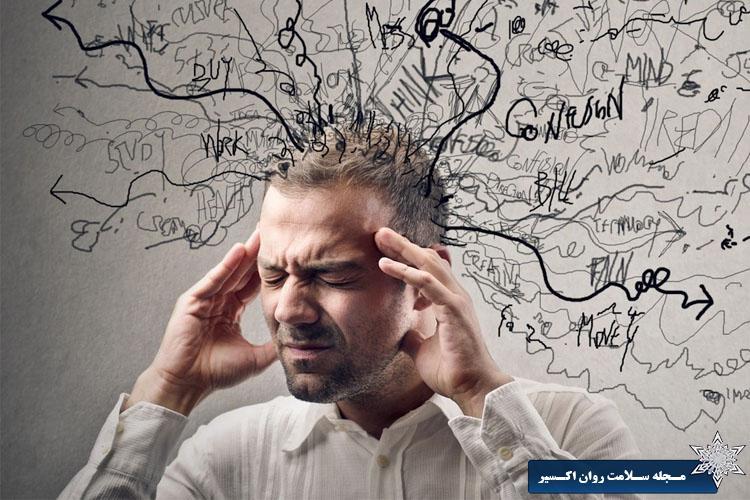 اثرات استرس بر بدن