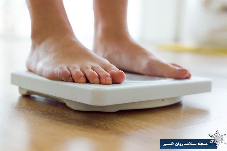 کاهش وزن ناخواسته یا ناسالم