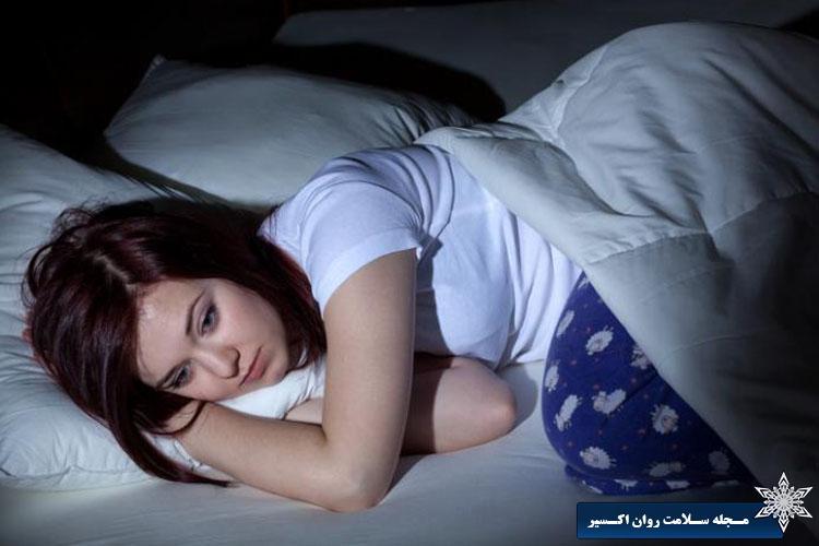 مشکلات خواب و خستگی