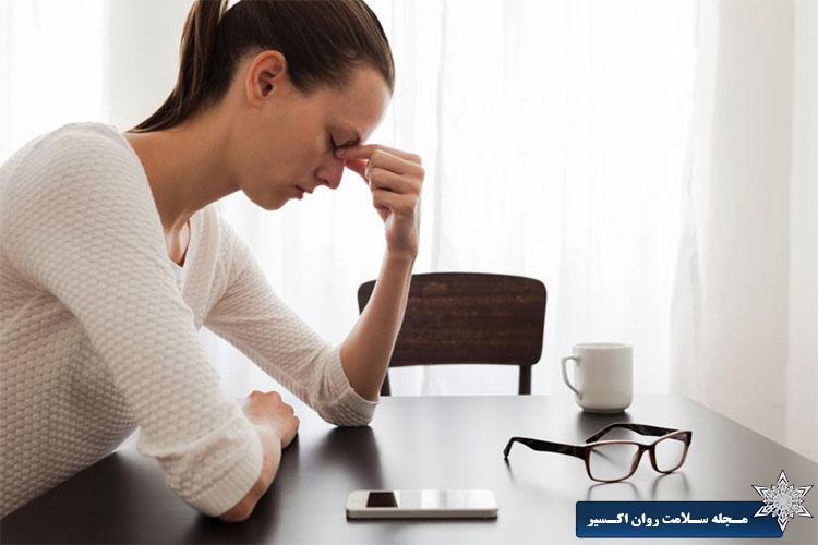 اثرات استرس بر روحیه