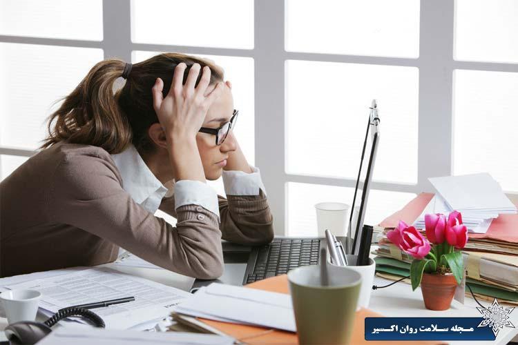 شناخت منابع استرس زا