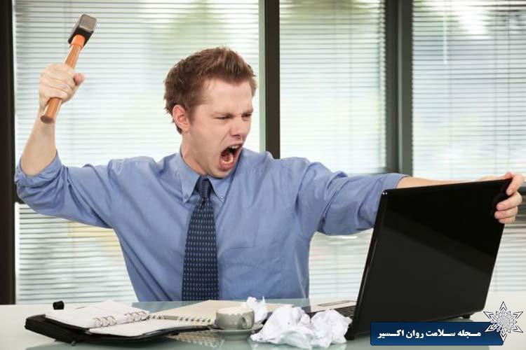 چگونه استرس شغلی به وجود می آید؟