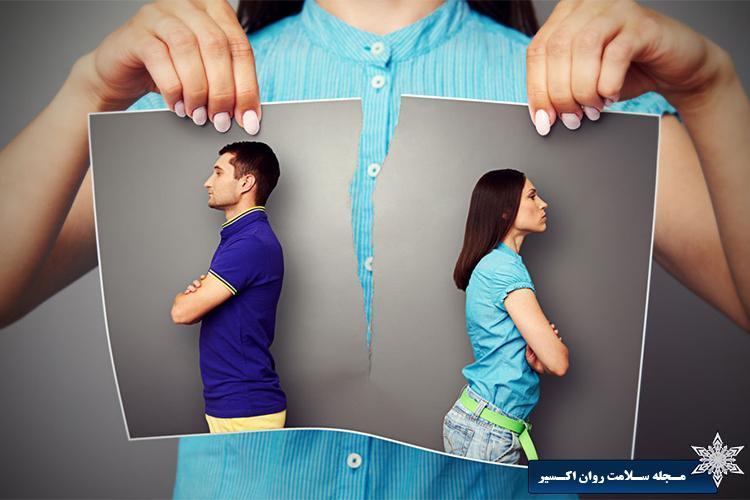 علت های و دلایل طلاق