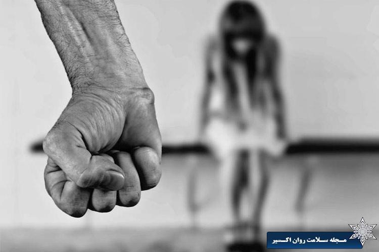 رفتارهای ناسالم به دلیل ترومای دوران کودکی